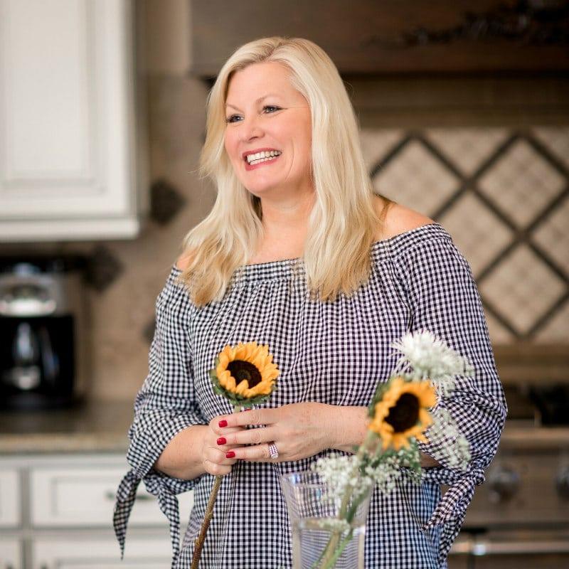 Lori Lange of The Recipe Girl